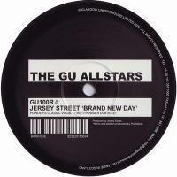 VARIOUS - The GU Allstars : 12inch