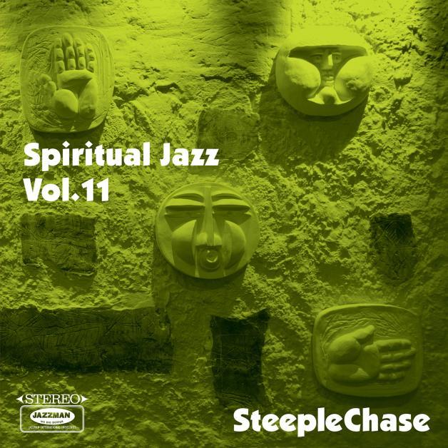 VA - Spiritual Jazz 11: SteepleChase : JAZZMAN (UK)