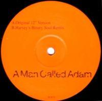 A MAN CALLED ADAM - Techno Powers : 12inch