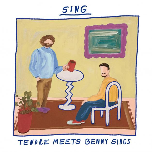 TENDRE MEETS BENNY SINGS - SINGS : 7inch