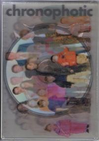 JOHN OSWALD - Chronophotic: Cinéma De L'immobile - Moving Stills: CensusQ : DVD/CD