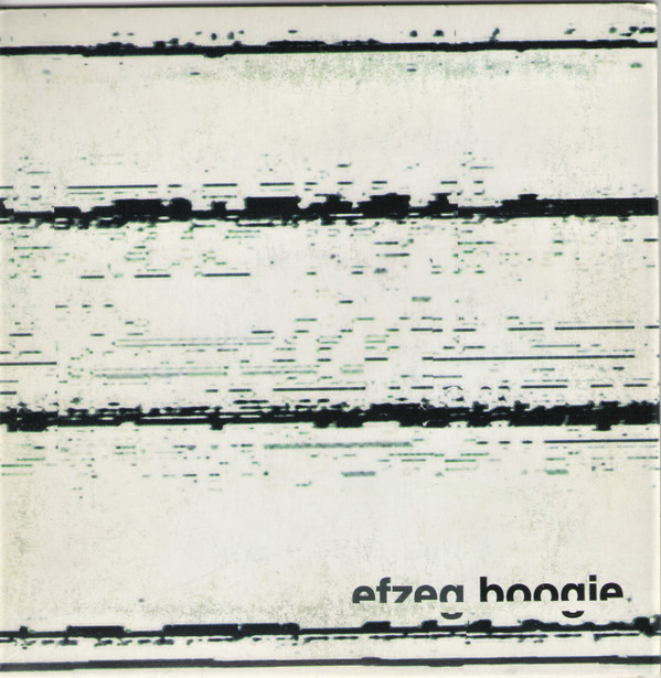 EFZEG - Boogie : CD