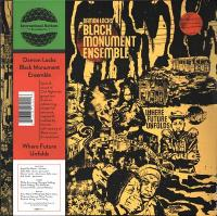DAMON LOCKS BLACK MONUMENT ENSEMBLE - Where Future Unfolds : LP
