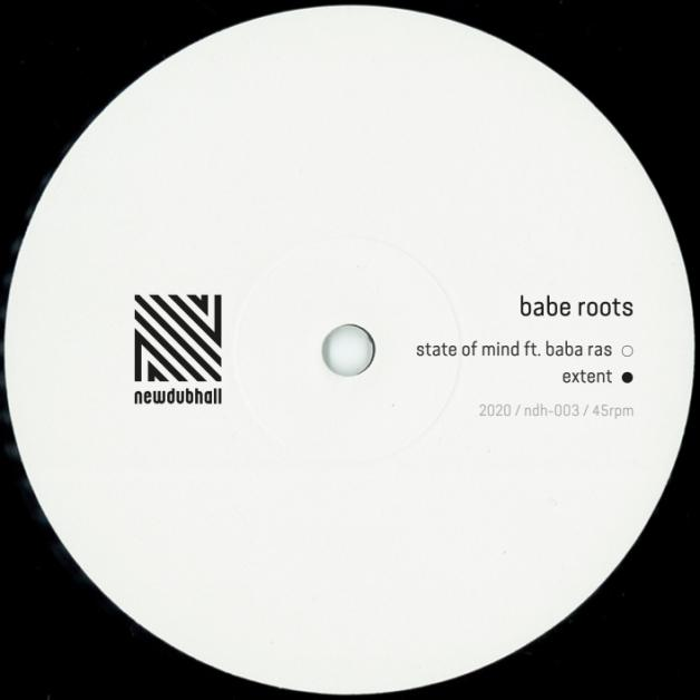 BABE ROOTS - nah-003 : 10inch+DL