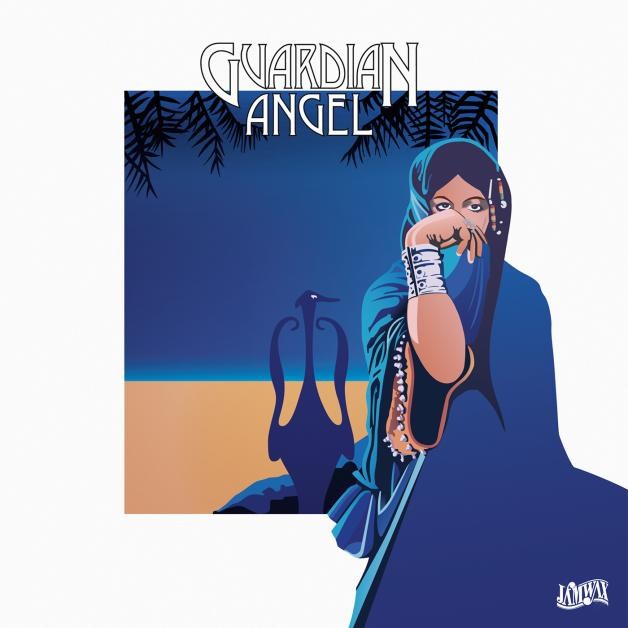 GUARDIAN ANGEL - Woman At The Well : LP
