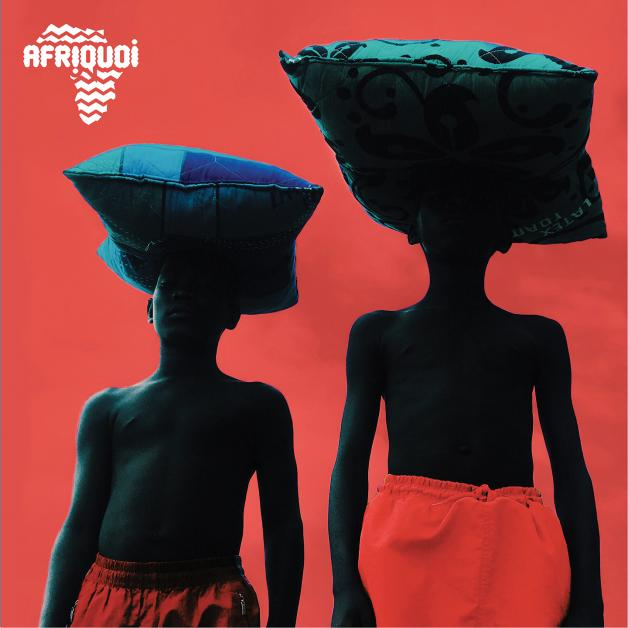 AFRIQUOI - Time Is A Gift Which We Share All The Time : 12inch