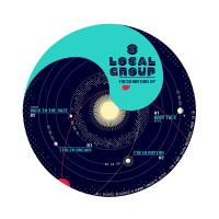 LOCAL GROUP - Fresh Rhythms EP : HUMAN CONCRETE BLOCK (UK)