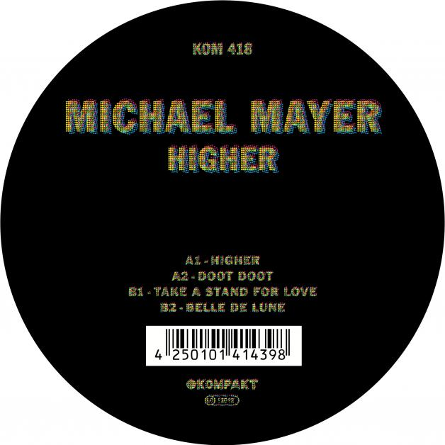 MICHAEL MAYER - Higher : 12inch