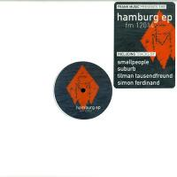 n_t0054265VARIOUS ARTISTS - The Hamburg EP : FRANK MUSIC <wbr>(GER)