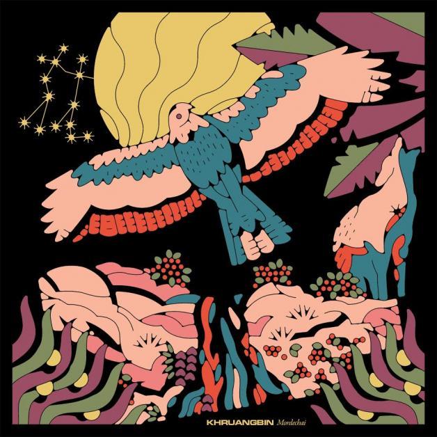 KHRUANGBIN - Mordechai (Pink Translucent Vinyl) : LP+DL