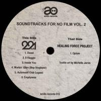 291OUT - Soundtracks For No Film Vol. 2 : 12inch