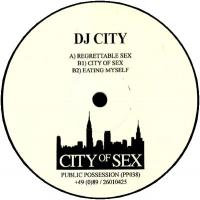 DJ CITY - City Of Sex : 12inch