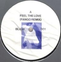 UNKNOWN - BLANK 001 (Fango / ØYvind Morken Remixes) : 12inch