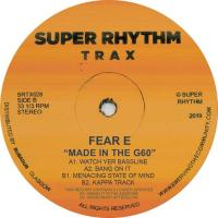 FEAR-E - Made In The G60 : 12inch