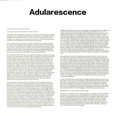 JING - Adularescence : MINI LP