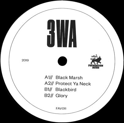 3WA - Black Marsh EP : FOUNDATION AUDIO (UK)