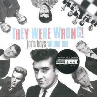 JOE MEEK - They Were Wrong! Joe's Boys Volume One : 2CD