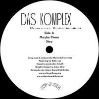 DAS KOMPLEX - Reverse Hallucination : 12inch
