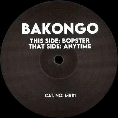 BAKONGO - Bopster / Anytime : RKS (UK)