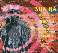 SUN RA - Nidhamu + Dark Myth Equation Visitation : CD
