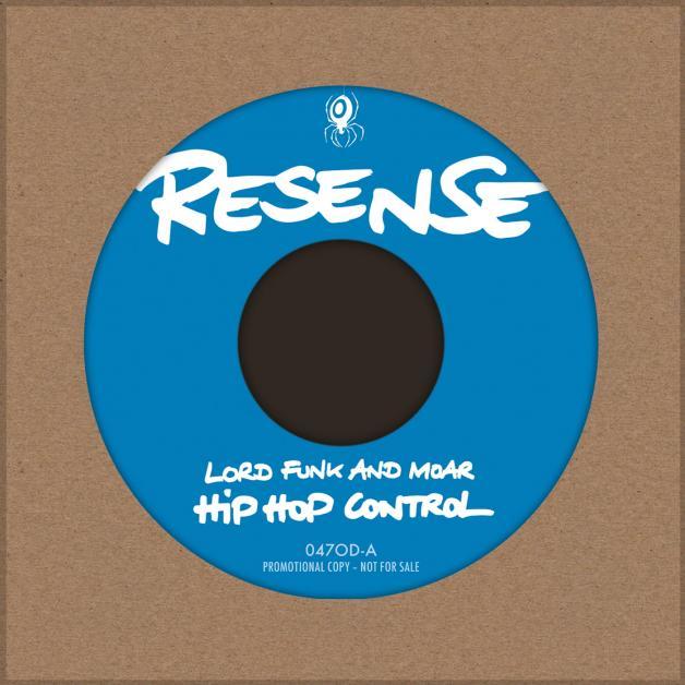 LORD FUNK AND MOAR & GELATINE THUGS - Resense 047 : RESENSE (GER)