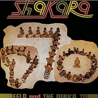 FELA KUTI - Shakara/London Scene : MCA (US)