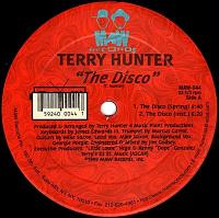 n_t0000469TERRY HUNTER - The Disco /<wbr> Sweet Music : MAW RECORDS <wbr>(US)