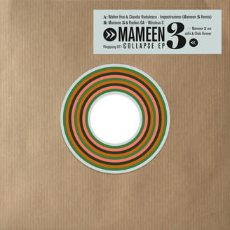 MAMEEN 3 - Collapse EP : 7inch