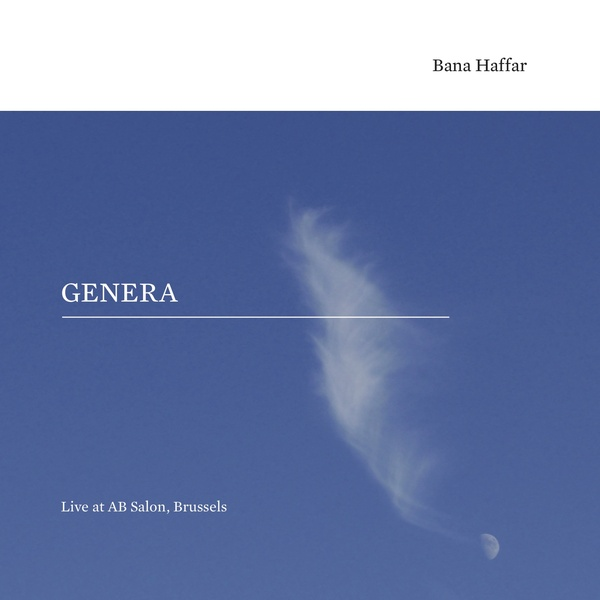 BANA HAFFAR - Genera - Live at AB Salon, Brussels : CD