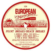 TELEPHONES - Point Breaks / Beach Breaks : EUROPEAN CARRYALL (NOR)
