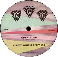 PENDER STREET STEPPERS - Openin Up : 12inch