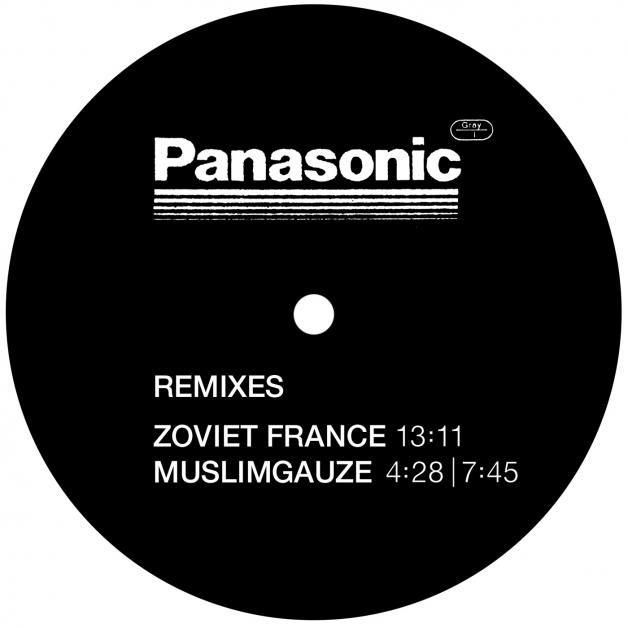 PANASONIC - Remix EP : 12inch