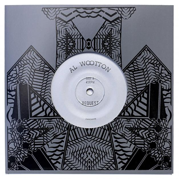 AL WOOTTON - Request / Philo : 7inch