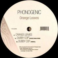 PHONOGENIC - Orange Leaves : 12inch