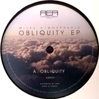 MILES ATMOSPHERIC - Obliquity EP : 12inch