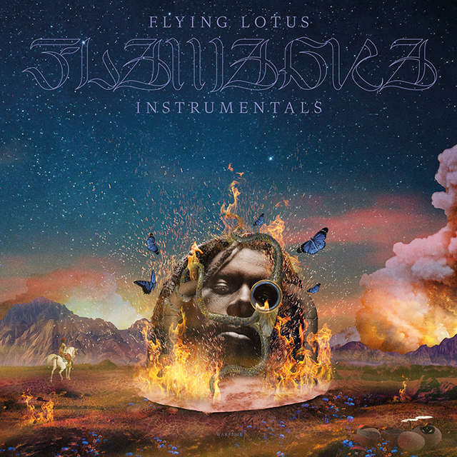 FLYING LOTUS - FLAMAGRA (INSTRUMENTALS) : 2LP