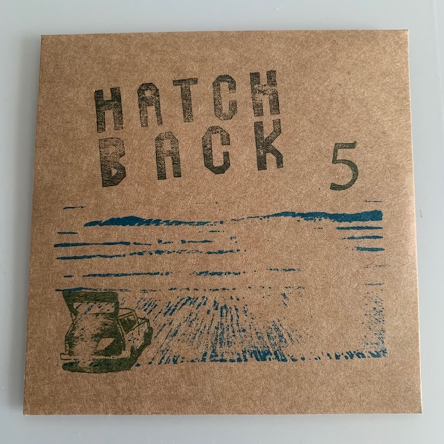 森俊二(Natural Calamity / Gabby & Lopez) - Hatch Back vol.5 : MIXCD-R
