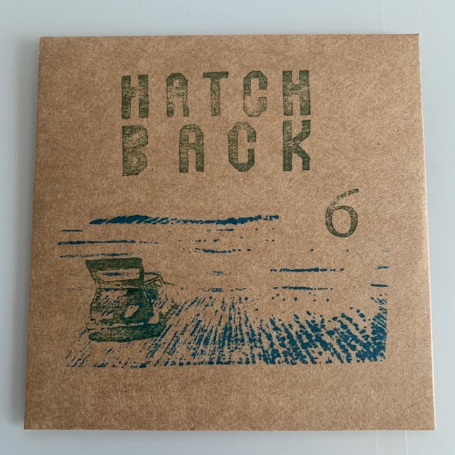 森俊二(Natural Calamity / Gabby & Lopez) - Hatch Back vol.6 : MIXCD-R
