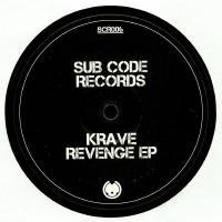 KRAVE - Revenge EP : 12inch