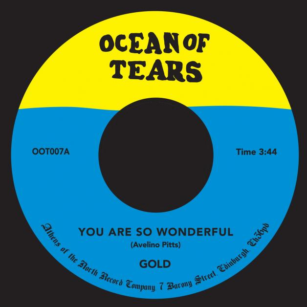 GOLD - You Are So Wonderful : 7inch