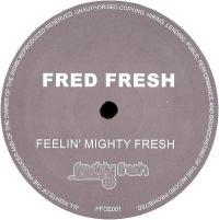 FREDDIE FRESH - Feelin' Mighty Fresh : 12inch