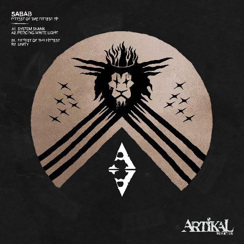 SABAB - Fittest OF The Fittest EP : ARTIKAL MUSIC (UK)
