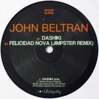 JOHN BELTRAN - Dashiki : 12inch