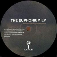 PATRICE SCOTT - The Euphonium EP : 12inch