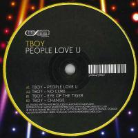TBOY - People Love U : 12inch