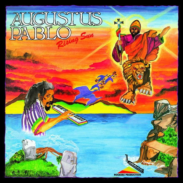 AUGUSTUS PABLO - Rising Sun : GREENSLEEVES (UK)