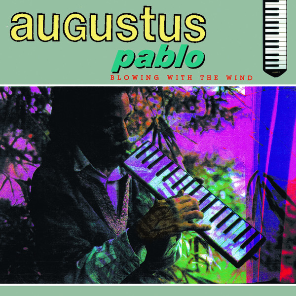 AUGUSTUS PABLO - Blowing With The Wind : LP