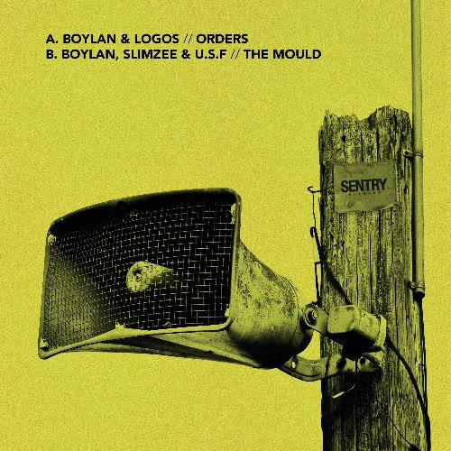 BOYLAN, LOGOS, SLIMZEE & U.S.F - Orders / The Mould : 12inch