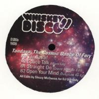 SLEAZY MCQUEEN - Tandava, The Cosmic Dance Of Fury : 12inch