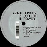 AZARI & III - Hungry For The Power : TURBO (CAN)
